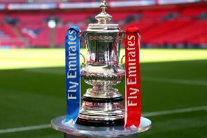 The FA Cup. Picture courtesy of Getty Images