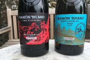 Ramon Bilbao wines from Spain