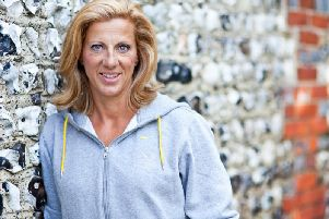 Sally Gunnell OBE DL will be at the SVA Charity Auction on November 18