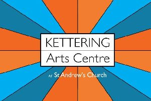 Kettering Arts Centre was set up in St Andrew's Church by Rev Nick Wells 10 years ago