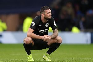 Shane Duffy trained this week and could be available for selection following a minor operation to remove a blood clot from his leg