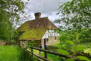 the Weald & Downland Living Museum