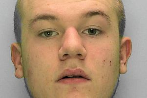 Tyler O'Callaghan is missing from Crawley. Photo: Sussex Police