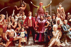 The Greatest Showman will be shown as part of Daventry Arts Festival
