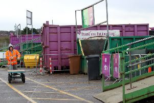 Sixfields Recycling Centre