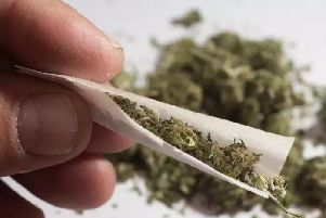 What can you do if you think your neighbours are smoking cannabis?
