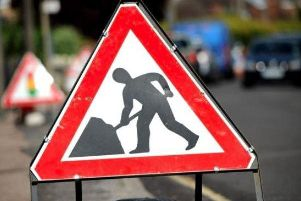 Roadworks on major routes will be stopped for a month