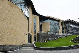 Ulster University's Magee campus in Londonderry