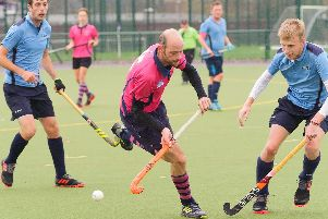 Luke Parsons helped fire City of Portsmouth to victory against Hamble. Picture: Keith Woodland