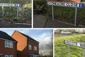 The 32 homes had been put up for sale, before Daventry District Council changed its mind