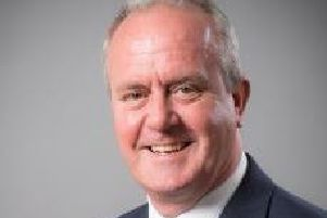 Councillor Martin Griffiths, who is both a borough and county councillor, has resigned as an assistant member of the county council cabinet