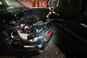 PSNI dealt with a number of collisions in Portadown