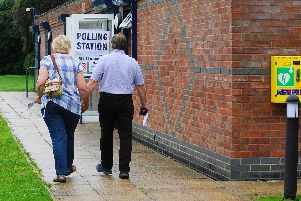 Daventry District Council is inviting people to comment on how easy they find it to vote at polling stations currently used for elections