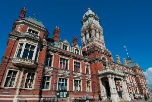 Eastbourne Town Hall