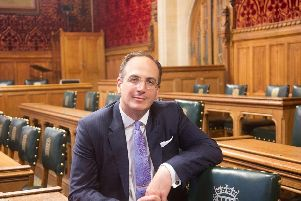 """Michael Ellis, MP for Northampton North, described himself as a """"reluctant remainer"""" before the EU referendum"""