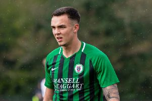 Forward Tommy Wood has been instrumental in Burgess Hill Town's revival. Picture by Chris Neal.