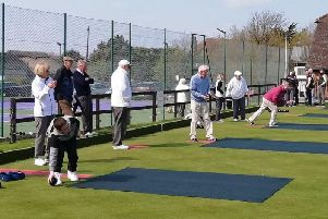 Newcomers join members at Crablands BC