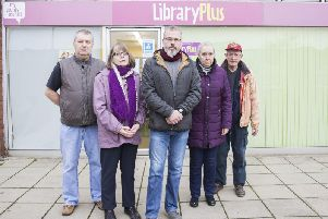St James library is one of many facilities being considered for a community takeover.