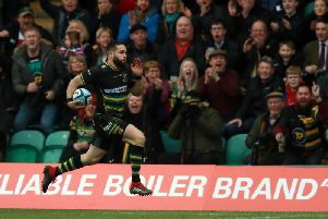 Cobus Reinach missed out on the RPA players' player of the year prize