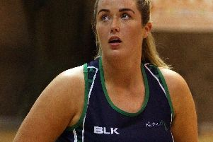 Northern Ireland's Lisa Bowman