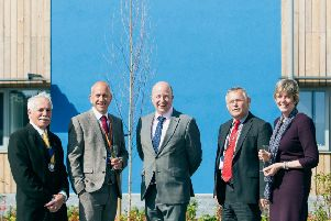 The Academy Selsey officially opens its new school building