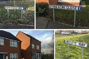 The homes have not been sold off after Daventry District Council reconsidered its position