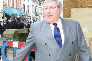 Brian Binley. File picture.