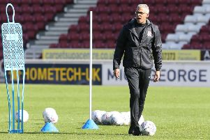 Keith Curle is preparing for his first pre-season as Cobblers boss