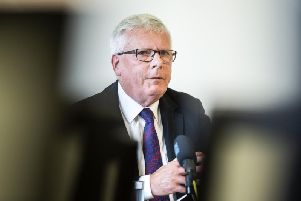 Keith Makin, who chaired the Northamptonshire safeguarding Children Board for five years, has now stepped down.
