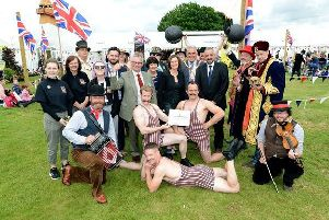 Council takes top prize at Lincolnshire Show EMN-190620-080050001