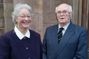 Michael and Marjorie Cawdery were killed in their Portadown home in May 2017