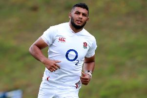 Lewis Ludlam will start for England against Wales on Sunday