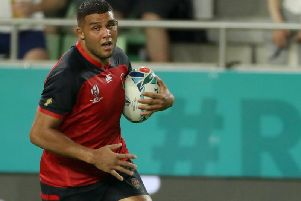 Lewis Ludlam will be on the bench for England