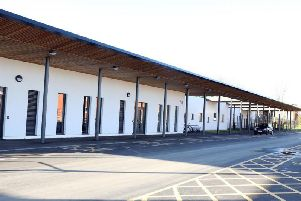The Red Kite Special Academy opened in Corby last September and like all of the county's special schools is at capacity.
