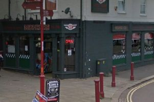 Buddies USA in Daventry's High Street has reportedly closed down.