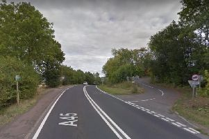 The fatal crash happened close to the Poets Way junction between Daventry and Weedon