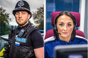Northamptonshire Police will appear on the Channel 4 programme once again tonight. Photo: Channel 4.