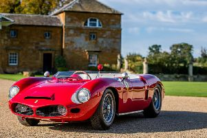 Classic cars will be on show in Northamptonshire later this year. Photo: Lou Johnson/Spacesuit Media