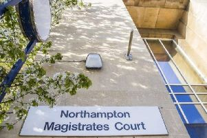 Joshua Kendall is due to appear at Northampton Magistrates today