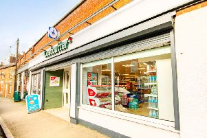 Moore & Son Costcutter in Long Buckby is up for sale as the owner is retiring. Photo: Christie & Co