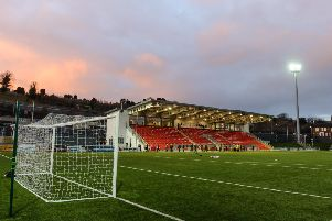Public to have its say on renaming of Brandywell Stadium.
