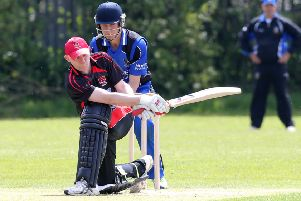 Peter Gillespie's 82 helped Strabane to victory over Cork County.