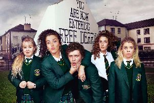 'Derry Girls' is Channel 4 most successful comedy series in almost five years. (Photo: Channel 4)