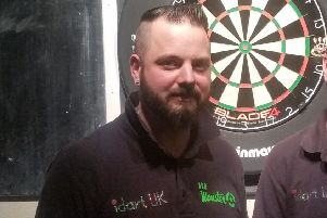 Adrian Gray has secured a PDC tour card