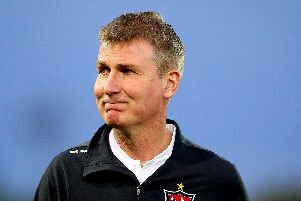 Future Ireland senior manager, Stephen Kenny says he fell in love with Derry City during his time at the club and found it difficult to leave.