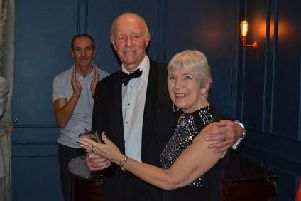 Lancing Eagles members were rewarded at the annual award dinner