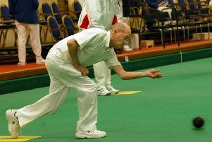 Don during his march to the national over 60s semi-finals in Melton in 2013 EMN-190802-132054002
