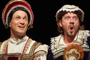 HORRIBLE HISTORIES - BARMY BRITAIN - PART FOUR SUS-190228-160123001
