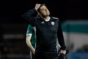 Derry City boss, Declan Devine has to contend with a growing injury list as the fixtures pile up at the early part of the SSE Airtricity League season.