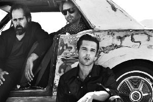 The Belsonic gig on June 25 will be The Killers biggest in Belfast